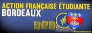…Action Française Etudiante Bordeaux